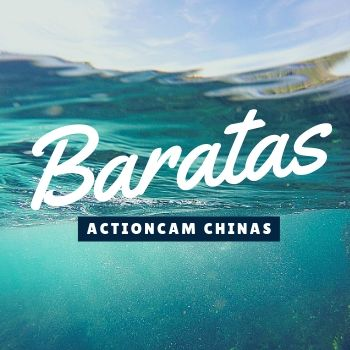 actioncams baratas goprotipo chinas